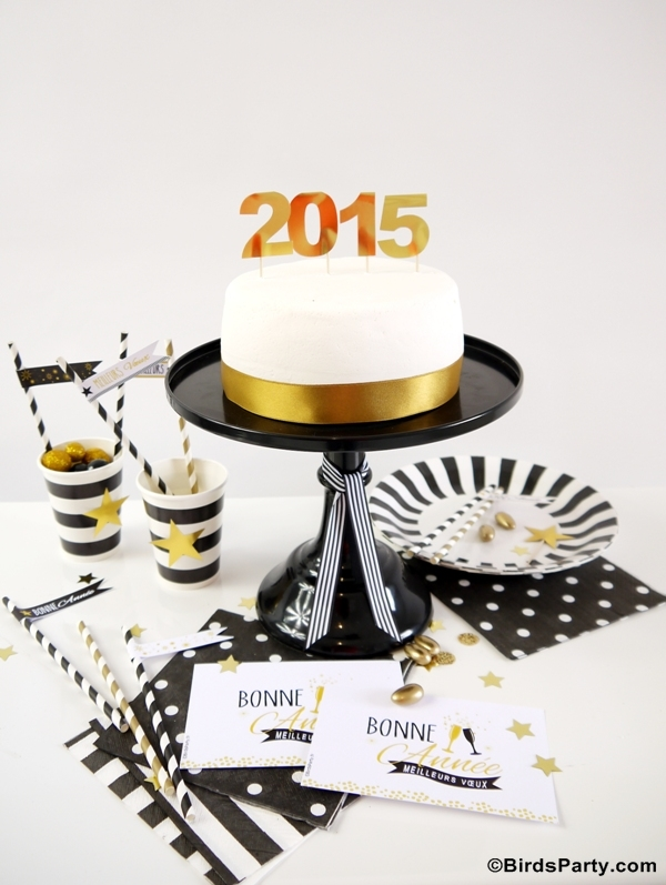 new-year-eve-party-ideas-gold-black-white-nouvel-an-sweet-tables-printables16