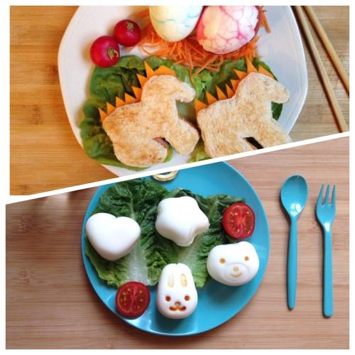{Food} Deux façons de revisiter les œufs en entrée!