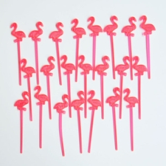 toppers-pic-flamants-roses