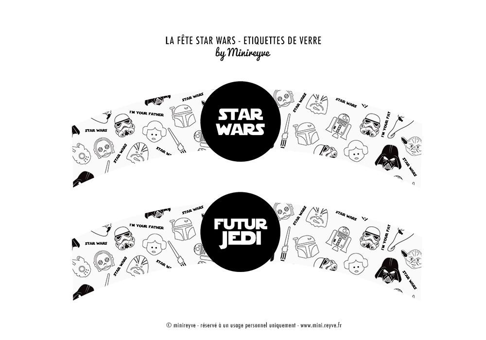 Häufig Tout tout tout pour réaliser une super fête Star Wars! LG42