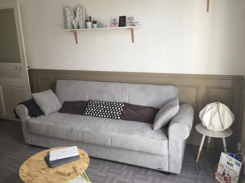 {Home tour} Déco, mon nouveau salon pour 140€!
