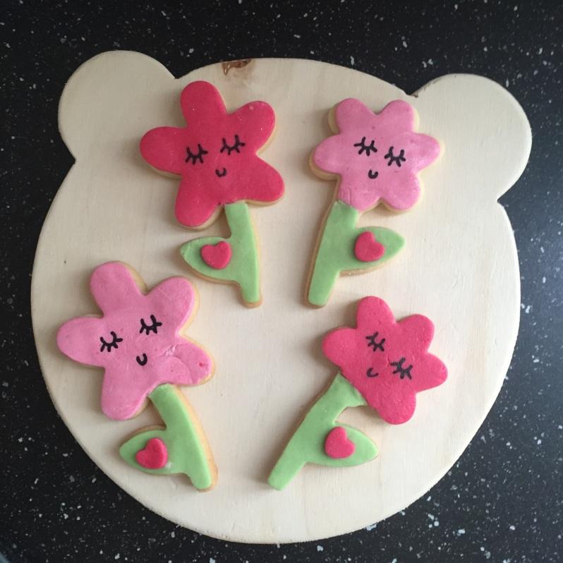 {Fête des mères} Les fleurs gourmandes!