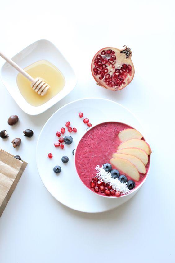 {Food} 5 recettes de Smoothie bowls pour bien démarrer la journée!