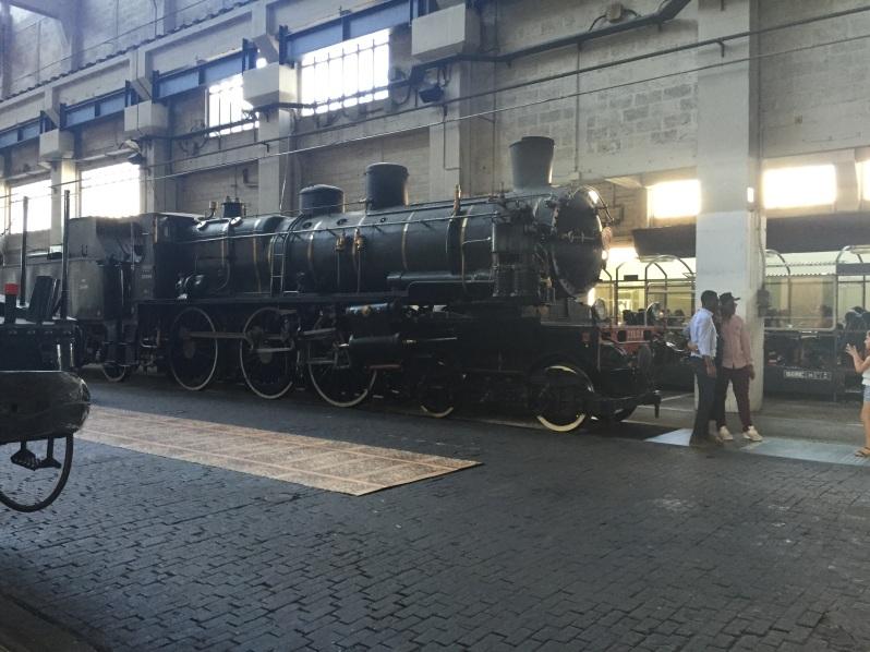 {Paris} La sortie à Grand Train!