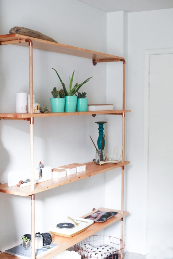 {Sélection DIY} 20 projets en cuivre pour la maison! - 20 Copper projects DIY for Home - Moma le blog