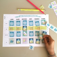 {Freebies} 10 printables pour s'or-ga-ni-ser!