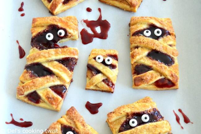 {Halloween} 20 recettes sucrées salées très faciles! Moma le blog