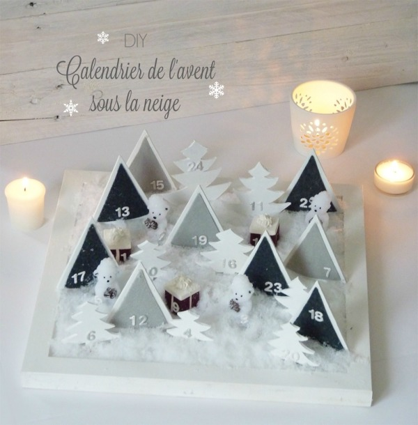 diy 15 calendriers de l avent originaux. Black Bedroom Furniture Sets. Home Design Ideas