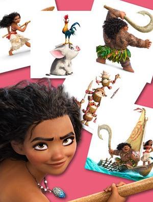 Vaiana, le nouveau Disney! DIY