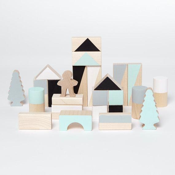 {Whislist de Noël} Des jouets en bois à tomber! Moma le blog / Christmas gift - Wooden toys