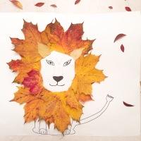 {DIY} Les lions d'automne!
