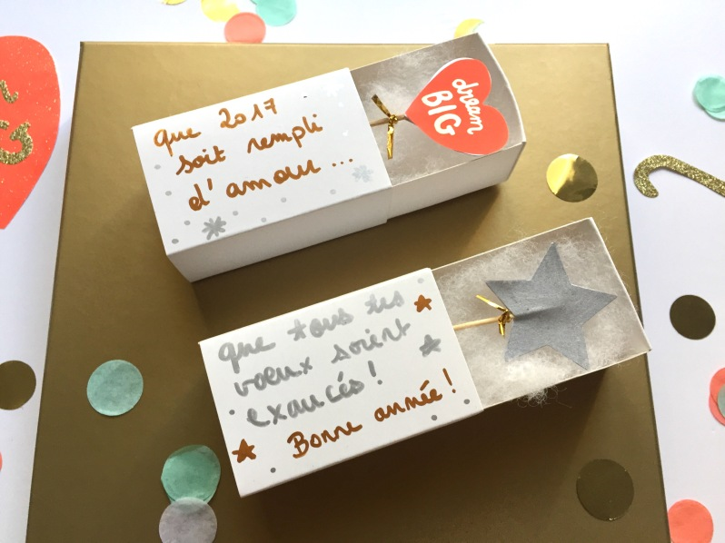 {DIY} Les cartes pop-up de nouvel an!