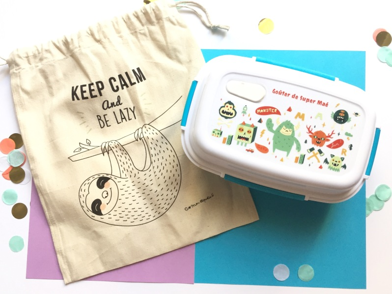 {Shopping} Les Lunch box personnalisables Cmonetiquette!