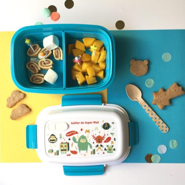 {Shopping} Les Lunch box personnalisables Cmonetiquette!