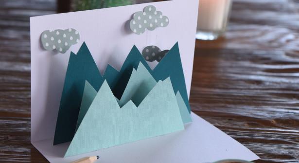 {Noël} Sélection de jolies cartes de vœux à faire soi-même!