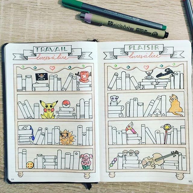 diy bullet jounal pour adultes et enfants. Black Bedroom Furniture Sets. Home Design Ideas