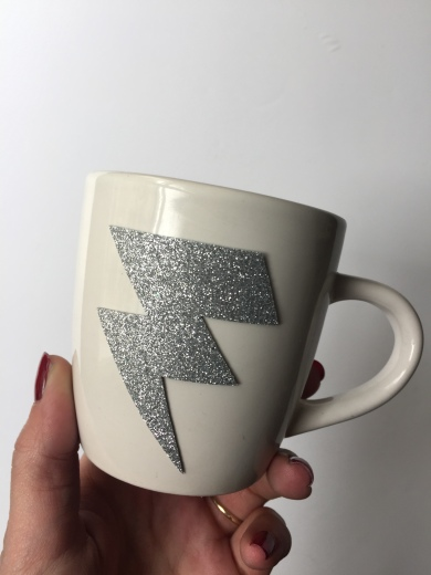 {DIY}Le mug double face pour supers mamans!