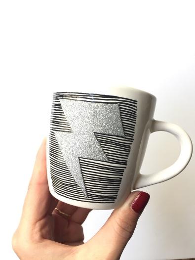 {DIY}Le mug double face pour supers mamans!