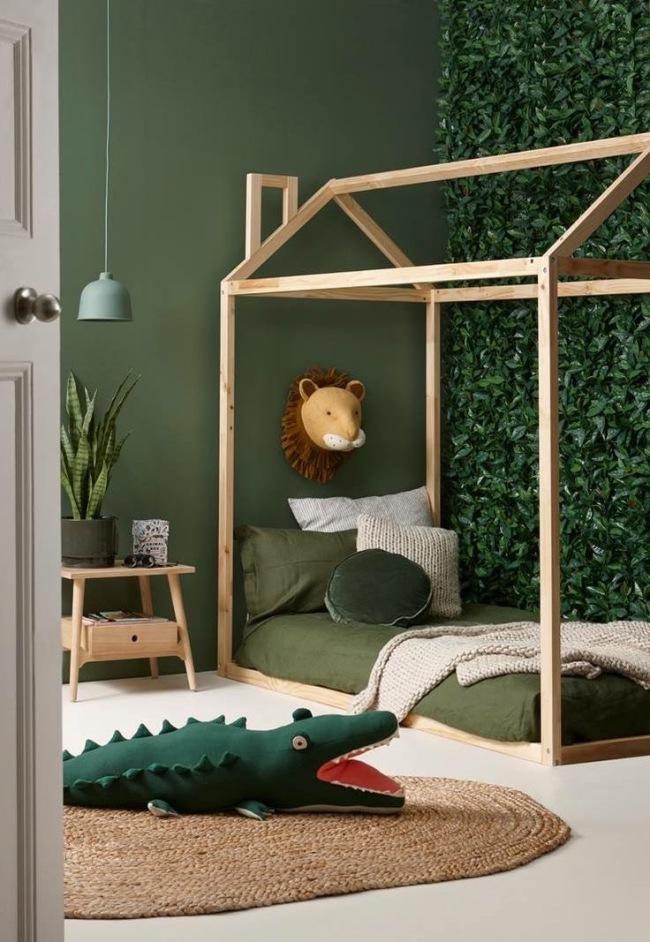 3 style w pokoju dziecięcym