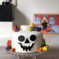 {Recette} Le gâteau Lego d'Halloween !